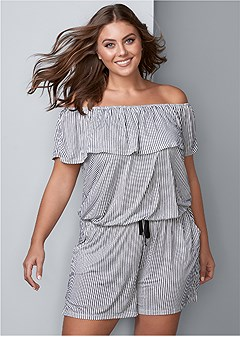 3db887d96c6 Women s Plus Size Jumpsuits   Rompers