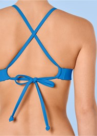 Alternate View Triangle Bikini Top