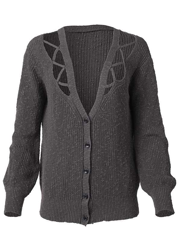 Cut Out Detail Cardigan,Basic Cami Two Pack,Mid Rise Color Skinny Jeans,Wrap Stitch Detail Booties