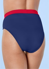 Alternate View Volley High Waist Bottom