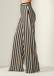 Alternate View High Waisted Stripe Pant
