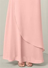 Alternate View Overlay Detail Dress