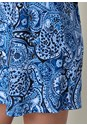 Alternate View Paisley Print Sleep Dress