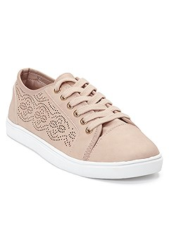 perforated sneaker