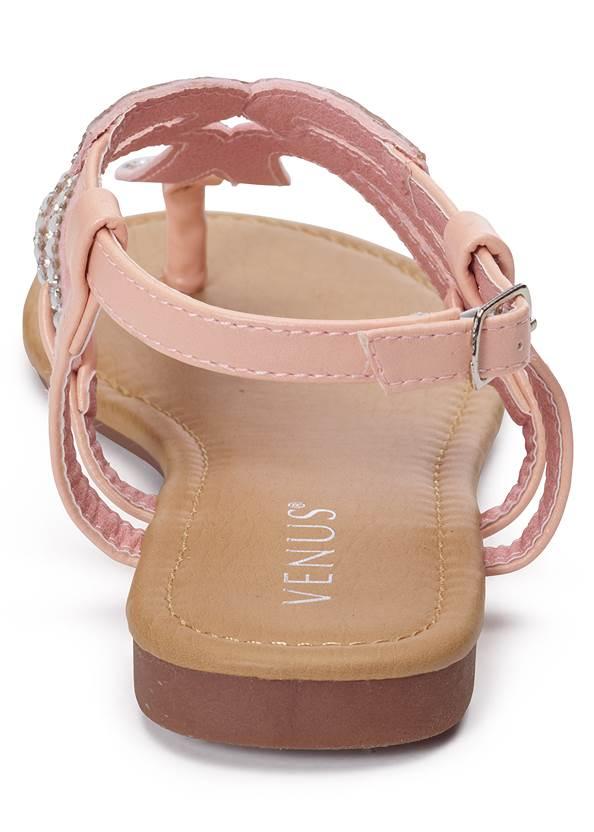 Alternate View Embellished Sandals