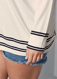 Alternate View Sequin Star Sweatshirt