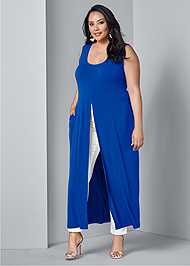 Front View Maxi Top