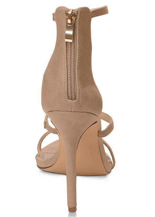 Alternate View High Heel Strappy Sandals