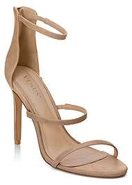 Front view High Heel Strappy Sandals