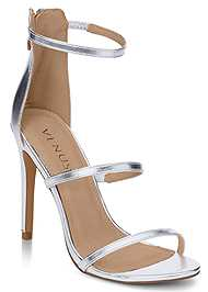 Alternate View High Heel Strappy Sandals