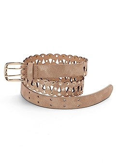 perforated stud belt