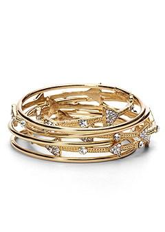 embellished bangle set