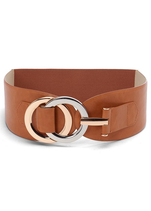 DOUBLE RING WAIST BELT