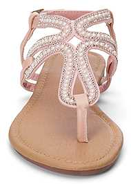 Alternate View Embellished Sandals