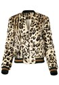Alternate View Leopard Bomber Jacket