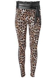 Alternate View Leopard Leggings