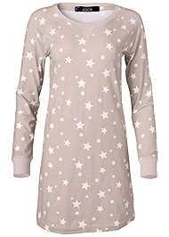 Alternate View Star Sleep Dress