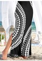 Alternate View Strappy Maxi Dress