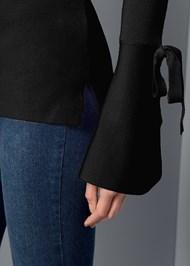Alternate View Trumpet Sleeve Sweater