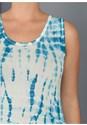 Alternate View Lace Detail Tie Dye Maxi