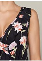 Alternate View Floral Jumpsuit
