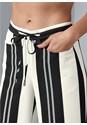 Alternate View Striped Pants