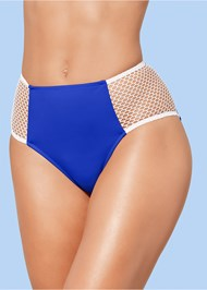 Alternate View Mesh Bikini Bottom
