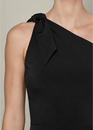 Alternate View Bow Detail Dress