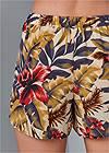 Alternate View Tropical Print Skorts