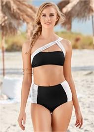 Front View Aphrodite Bikini Top