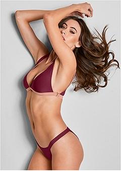 versatility by venus ® reversible bikini bralette