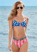 strappy bralette bikini top
