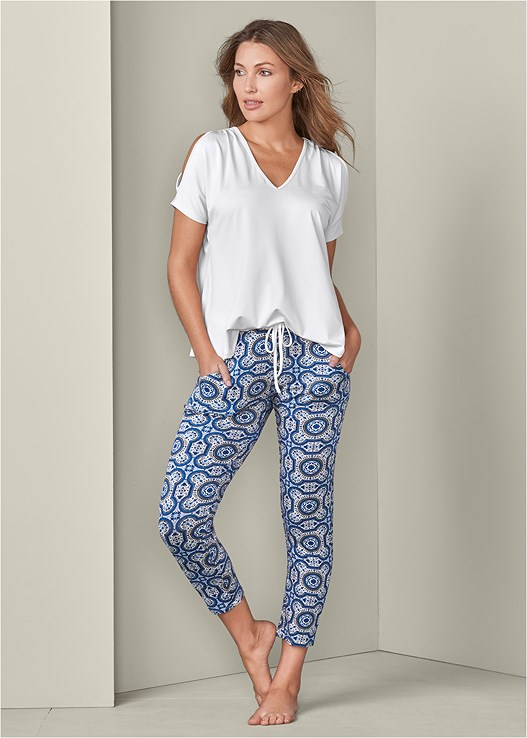SLEEP PANTS SET