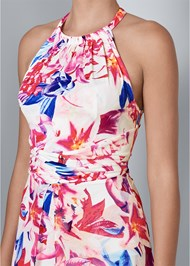 Alternate View Floral Print Dress