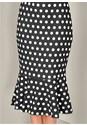 Alternate View Polka Dot Dress