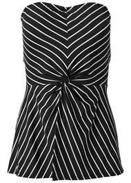 Alternate View Pretty Twist Front Tankini
