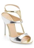 two tone heel