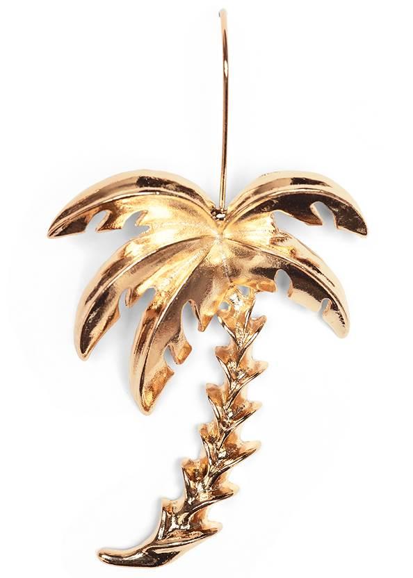 Alternate View Palm Tree Earrings