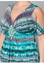 Alternate View Embellished Tie Dye Dress