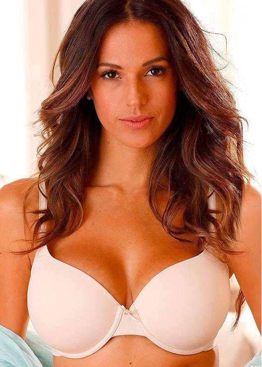 SIDE SMOOTHING T-SHIRT BRA