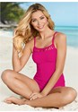 Front View Square Neck Tankini