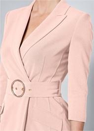 Alternate View Coat Dress