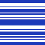 Cobalt & White Stripes (CWS)