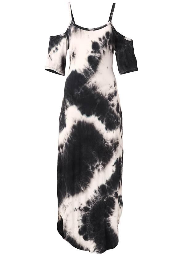 Alternate View Casual Tie Dye Maxi Dress