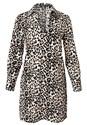Alternate View Leopard Shirt Dress