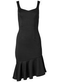 Alternate View Ruffle Trim Detail Dress