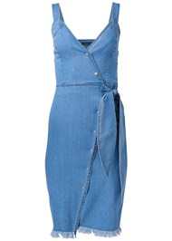 Alternate View Denim Dress