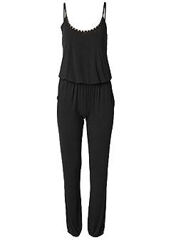 plus size casual jumpsuit