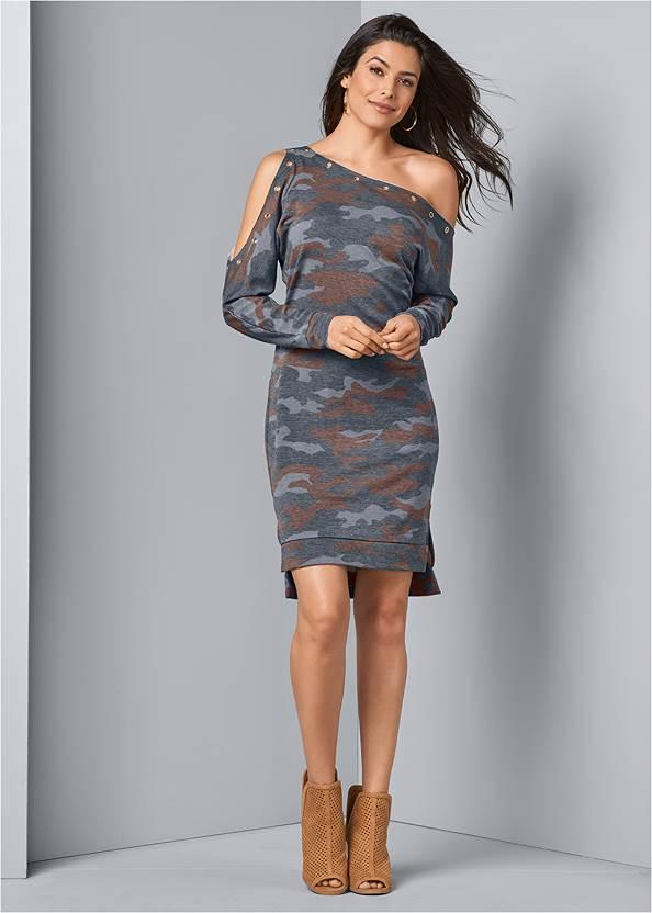 Alternate View Camo Lounge Dress