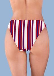 Alternate View High Leg Bikini Bottom
